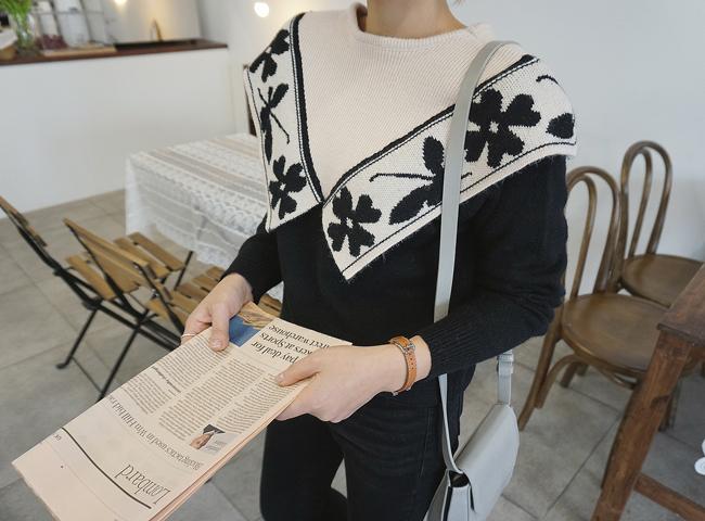クローバー-knit