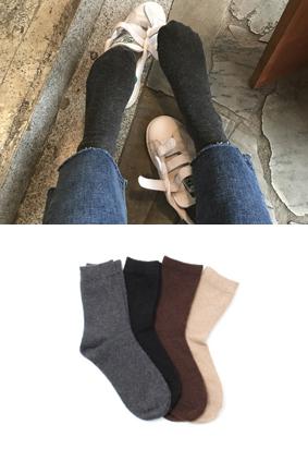 ソフナー - 靴下