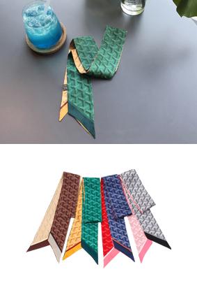 ゴーヤー - スカーフ