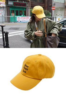 ミンピープル - 帽子