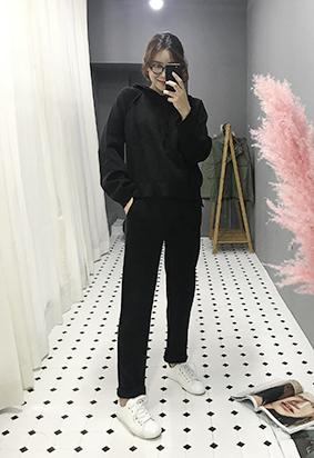 ブラックトム-pant